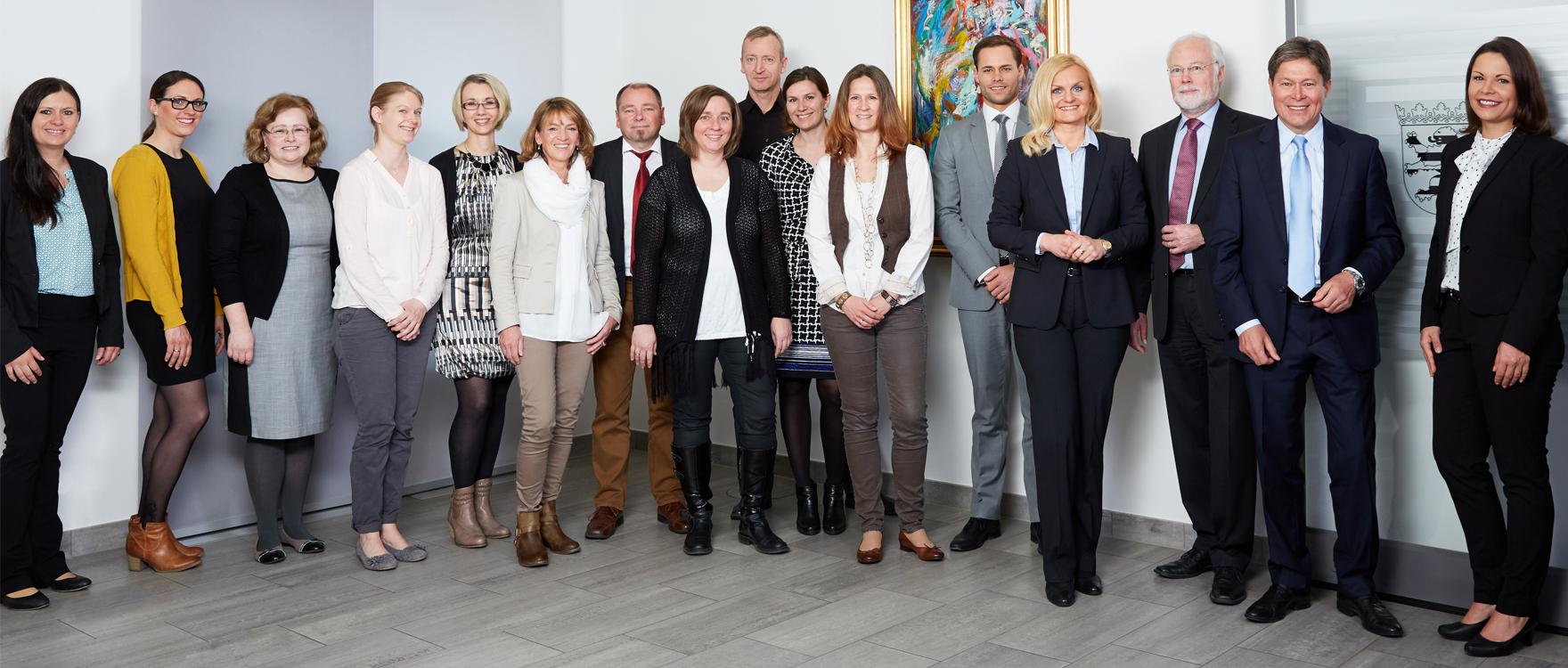 Kanzlei Kuzbida Team